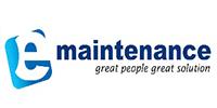 e-maintenance logo